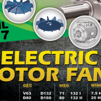 Electrical Motor Fans