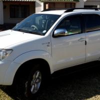 Toyota Fortuner 3l d4d Auto