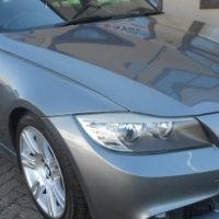 BMW E90 325i motor sport