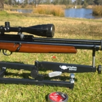 PCP Air rifle Webly Raider 10. .20 5 mm for sale