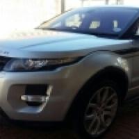2013 Range Rover Evogue