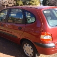 Renault Scenic 1.6 for sale or swap swop