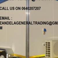 MOBILE REFRIGERATED TRAILERS/ FREEZERS