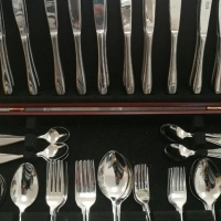 Wilkinson Cutlery T/Drop 88Pc Set