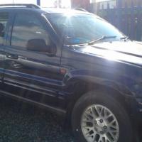 a Jeep Cherokee Limited Edition V8 4X4 Auto 2001
