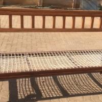 Riempies Bank / Bench