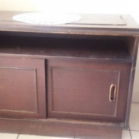 Cupboard with doors for sale.