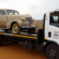 Classic Car Transport KZN to Gauteng.