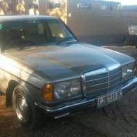 1984 Merc 200 w123