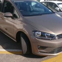 2016 VW Golf SV 1.4 TSi Comfortline with 16 500 kilometres