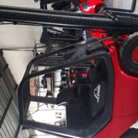 GAS & DIESEL 2.5 TON LINDE FORKLIFTS FOR SALE
