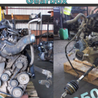 2.0L VW Transporter ENGINE & GEARBOX - IN EXCELLENT CONDITION - New And Used Replacement Parts