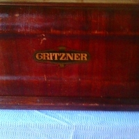 Antique Gritzner Durlach