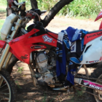 Urgent 2007 Honda CRF 150 in great condition with loads of extras