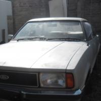 1978 Ford Cortina 2.0 Automatic