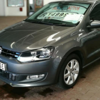 2013 VW Polo 1.6 Comfortline, Only 143000Km's, Service History, Aircon