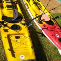 Deep Sea Fishing Kayaks