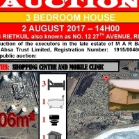3 Bedroom House Auction - 2 August 2017 at 14h00 - Rietkuil, Mpumalanga