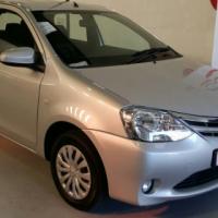 Toyota Etios 1.5  Xs Sprint 5 Dr