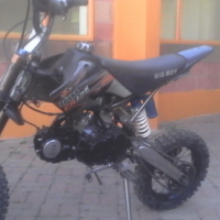 Big boy pit bike cr125cc in exclent condition