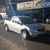 2012 Nissan Np200 1.6 16v