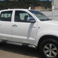 2010 Toyota Hilux 3.0 D-4D D/cab Raider 4x2