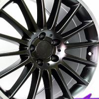 "19"" QS ZR63 Matt Black 5/112 Alloy Wheels"