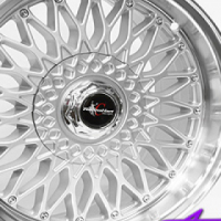 "15"" TTR Techno 4/100 & 4/108 Alloy Wheels"