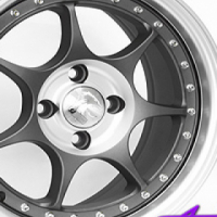 """15"""" A-Line Prowler 4/100 Alloy Wheels"""