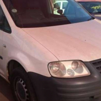 VW Caddy 1.6 panel van
