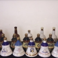Rare Bells Decanter Collection