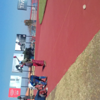 NETBALL COURTS painting Rusternburg.0715073069.sports grounds maintenance North West
