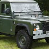 1978 LAND ROVER PICK UP
