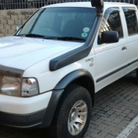 Ford Ranger 2.5 TD, 2006 Model, 4x4, 296000 km's, full house