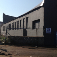Industrial warehouse space for rent in Booysens