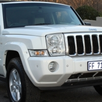 Jeep Commander 3.0 CRD Limited 2007 118 000km