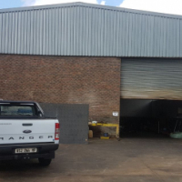 Industrial Unit available in Rocky's Drift - 175m²