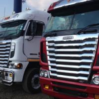 Trucks and Trailers