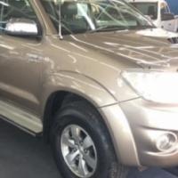 2009 Toyota Hilux 3.0 D-4d Raider 4x4 P/u D/c for sale