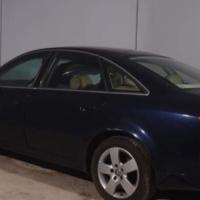 Stripping Audi A6