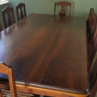 Dining Table - Solid Wood / 10 Seater