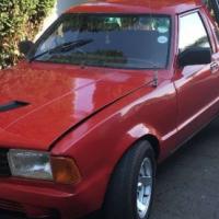 Ford Cortina 3.0 V6 Breakdown bakkie