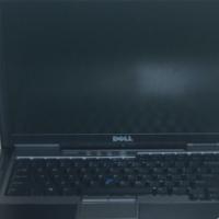 Dell Latitude D620 Laptop.