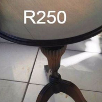 Small Round Antique Table