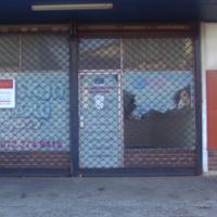 Shops to let in Heriotdale, Germiston.