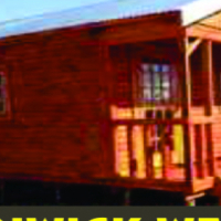 3m x 6m Wendy House or Log home