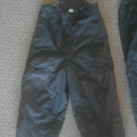 waterproof Snow pants Children ages 7 - 9