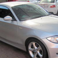 BMW 1 Series 120d Coupe A/t