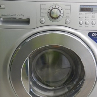 Samsung Direct Drive Washer and Dryer