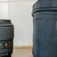 Sigma AF 105mm f/2.8 EX DG Macro (Nikon mount)